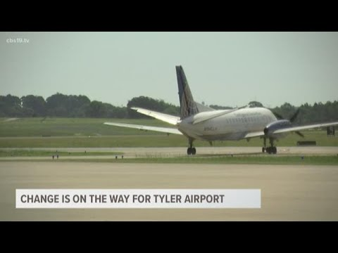 Tyler Pounds Regional Airport Preparing For The Future