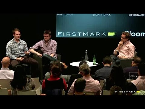Scott Crouch and EJ Bensing, Mark43 // Reimagining Police Software (Hosted by FirstMark Capital)
