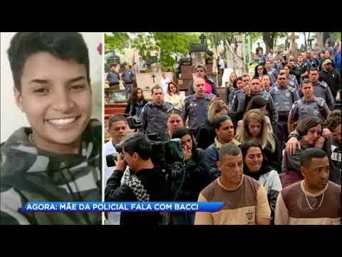 Mãe da PM Juliane esclarece informações após a morte da soldado
