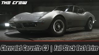 The Crew (PC): Chevrolet Corvette C3 | Full Stock Test Drive