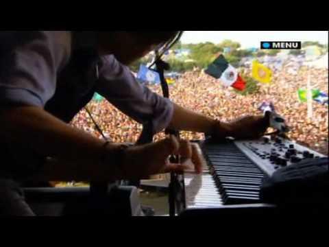 Glastonbury 2008 Live Video The Raconteurs Salute Your Solution