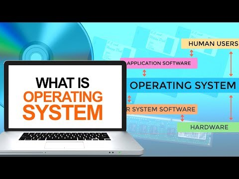 What is Operating System | Computer & Networking Basics for Beginners | Computer Technology Course