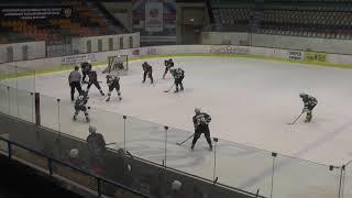 Хоккей ЛНХЛ Антикор-Парма 21.11.2-17 г. 3 пер. Пермь