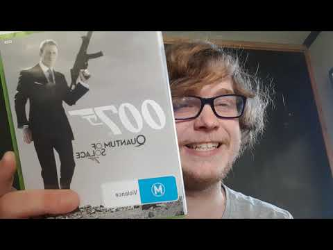007 Quantum of Solace Xbox 360 Game Review