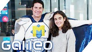 Bionicman: Dieser Mann ist ein wahrer Superheld | Galileo | ProSieben