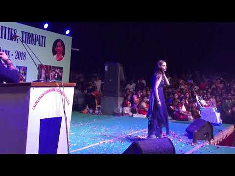 Kala chashma performance  | Achor Ravi in CREC