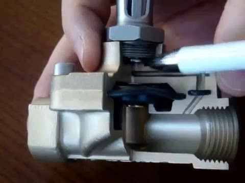 Pilot Operated Solenoid Valve. How solenoid valves work?