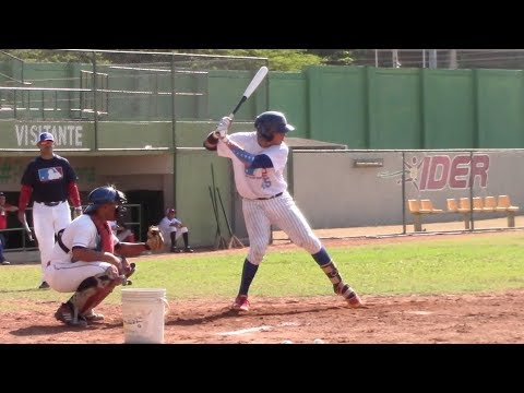 Top 2018 Prospects From MLB Venezuelan Showcase