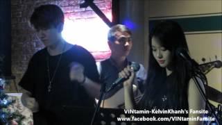 [VINtamin] 261215 Vĩnh Long - Chỉ là quá khứ - Kelvin Khánh (6)
