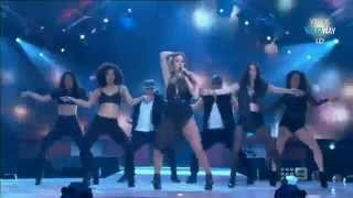 """Ricki Lee """"Do It Like That"""" Live at The 2012 Grand Final AFL Footy Show HD"""