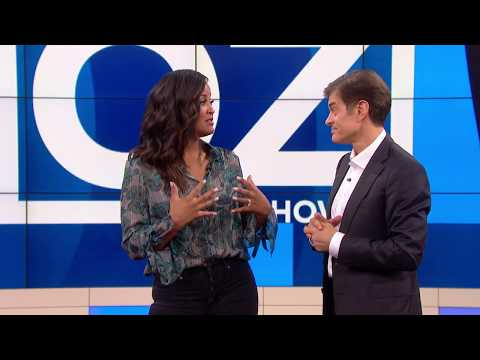Dr. Oz and Laila Ali Discuss Parkinson's Disease, Her Father, and Neil Diamond