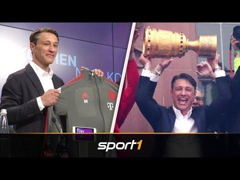 Neuer Erfolgshunger beim FC Bayern: So will Kovac Titel holen | SPORT1