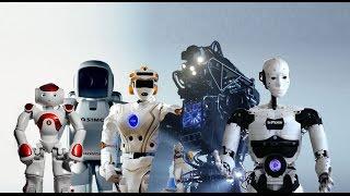 Best 5 Humanoid Robots till 2016 (ASIMO , Atlas robot , Valkyrie robot , InMoov robot , NAO robot )