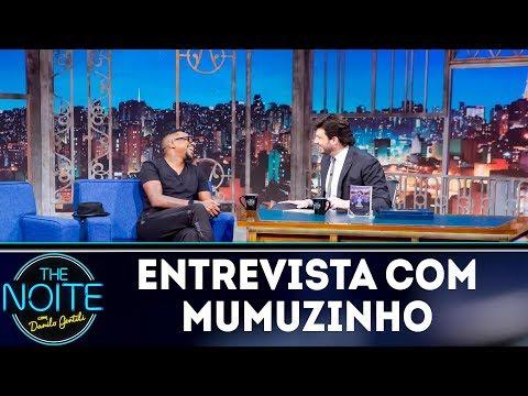Entrevista com Mumuzinho  The Noite 211118