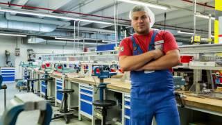 Weinrich Schokolade - Ausbildung als Industriemechaniker/-in