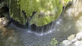 Unique amazing beautiful waterfall - Bigar (Bigăr) Cascade Falls