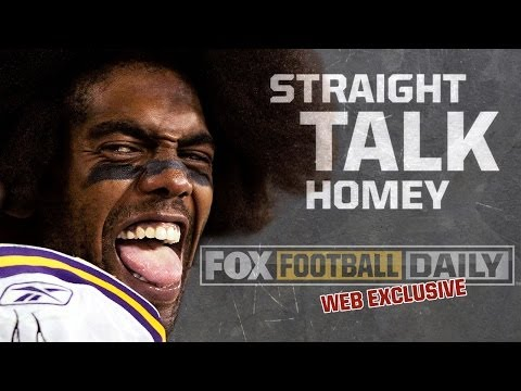 Straight Talk Homey: How Moss Got His Speed
