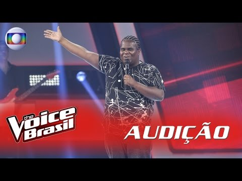 Denilson Bhastos canta 'Primavera' nas Audições - 'The Voice Brasil' | 5ª Temporada