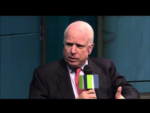 John McCain: John Kerry is a human wrecking ball