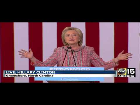 Hillary Clinton IS DEAD 100% PROOF 100% Fake Rally PROOF of Video Compositing