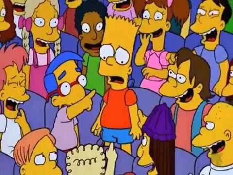 The Simpsons Bart vs. Lisa vs. the Third Grade part 2