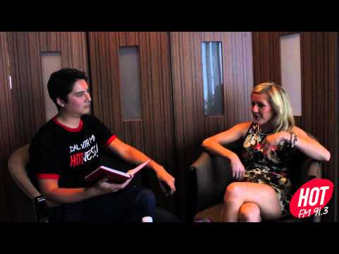 Ellie Goulding Interview - Singapore's HOT FM91.3