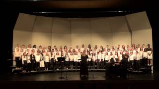 WMS 5th Grade Choir - Christmas is Coming the Goose is Getting Fat - 12/8/2014