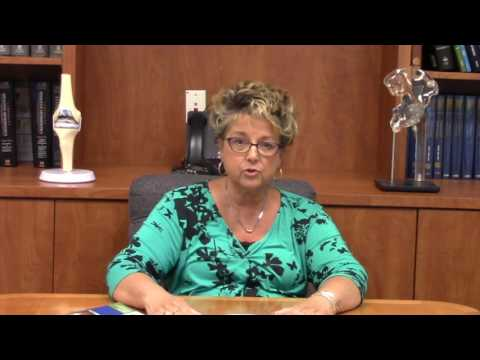 Surgery Preparation- Susan Guhl, Surgery Scheduler for Dr. Anthony Carter