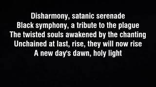 """The Well Of Souls"" - Candlemass - Lyrics"