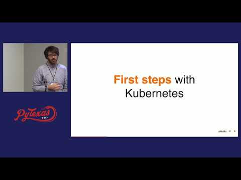Image from Kubernetes after 18 months