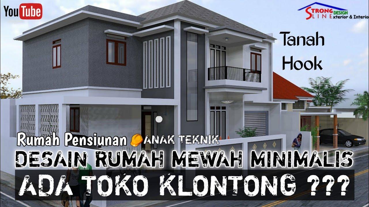 Desain Rumah Kost Tingkat Ukuran 17 X 15 Cek Bahan Bangunan