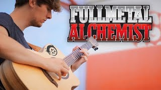 Brothers - Fullmetal Alchemist OST - Fingerstyle Guitar Cover thumbnail