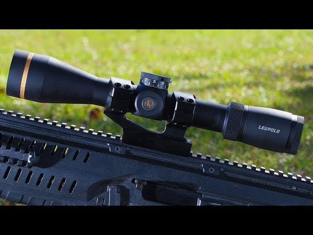 Leupold VX-5HD 2-10x42 mm CDS ZL2 (4K)