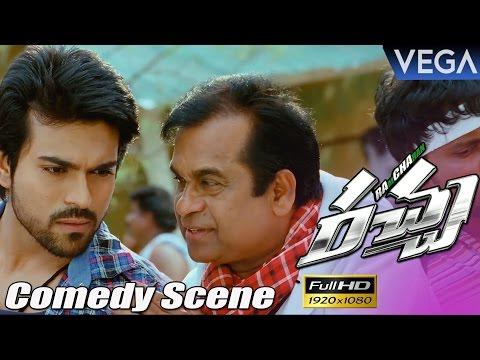 Racha Movie Comedy Scenes || Ram Charan,...