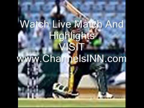 5-NOV-Live Action Pakistan Vs Africa Live 4th-ODI