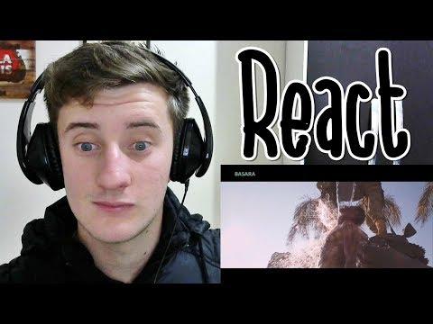REACT RAP - Até o Último Homem | BasaraRAP 59 (Basara)