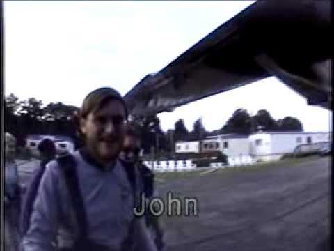 Skydive carolina first jump