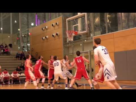 Kenyon MBB Highlights vs. Wittenberg