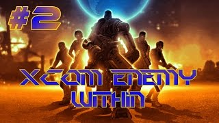 XCOM: Enemy Within - Housewife Porn (Let's Play) #2