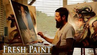 Fresh Paint - Richard J. Oliver