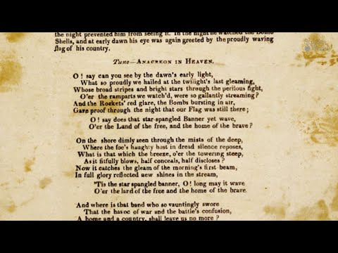 El Himno Nacional de Los Estados Unidos (Español) - YouTube