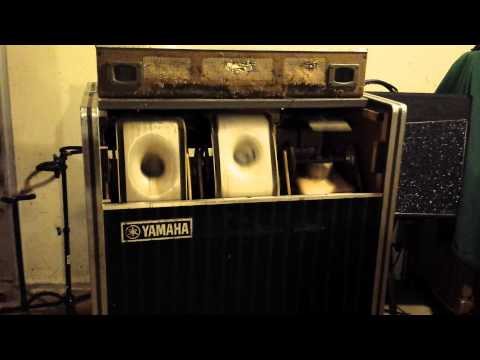Yamaha RA 200 First Tone Demo