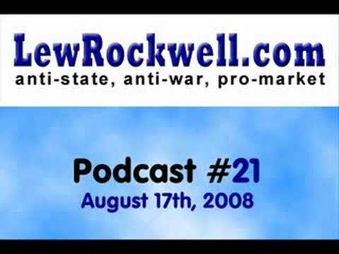 LewRockwell.com Podcast #21 - Memories of Murray