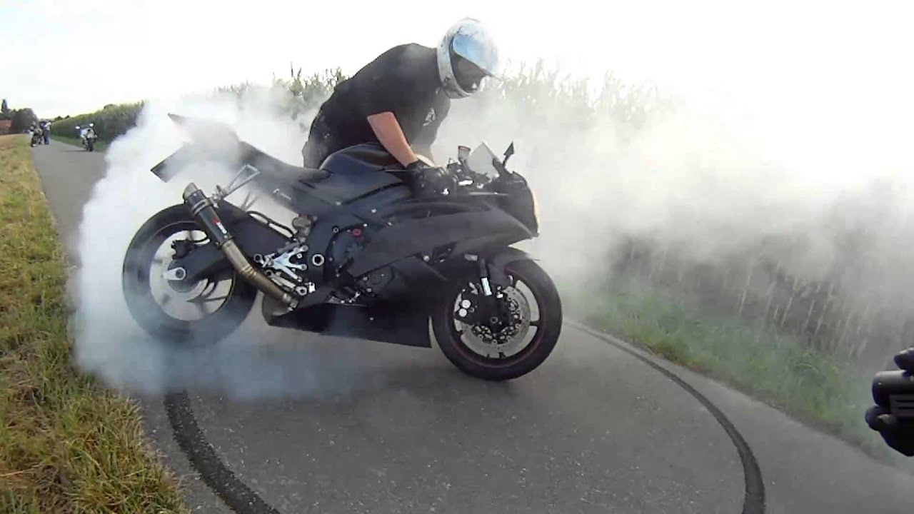 R6 burnout yamaha yzf the last donut hd youtube r6 burnout yamaha yzf the last donut hd altavistaventures Gallery