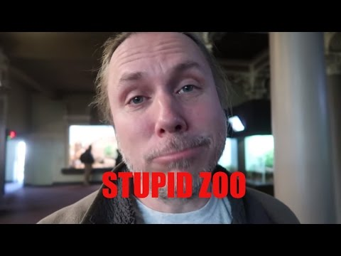 THE ST LOUIS ZOO HATES ME! | BRIAN BARCZYK