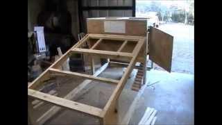 Diy Build Standard Breed Chicken Tractor Part 4