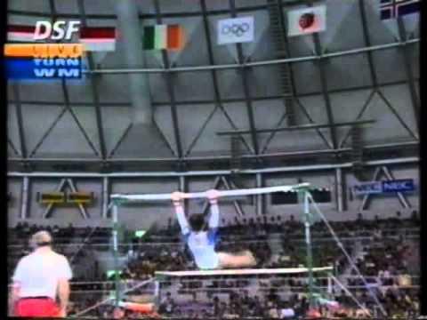 10th T JPN Miho Hashiguchi UB   1995 World Gymnastics Championships 9 312