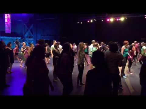 Bajne de dhadak dhadak - Bajirao Mastani - Ballet Austin