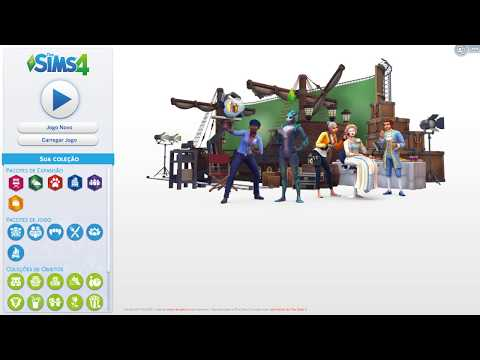 The Sims 4 (pirate) on linux - easy to install (script) TUTORIAL