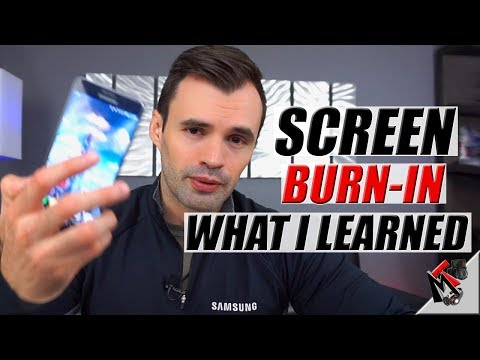 Picture and price of samsung galaxy s8 plus screen burn fix
